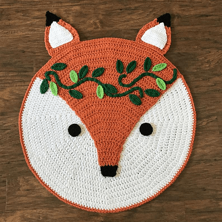 Pin by Brenda Stacey on Kids   Crochet woodland, Crochet fox, Fox ...   450x450