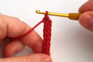 Finishing the crochet cord By Littleconkers.co