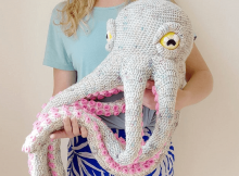Apollo, The Octopus Giant Crochet Pattern by Projectarian