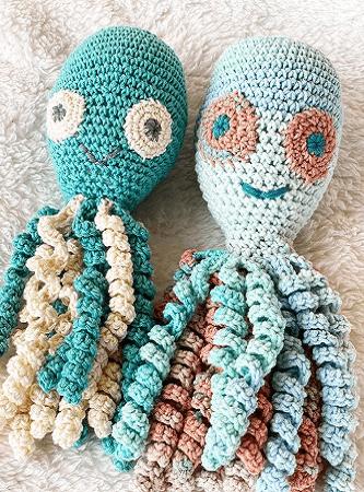 Free Crochet Octopus Pattern by Handy Little Me