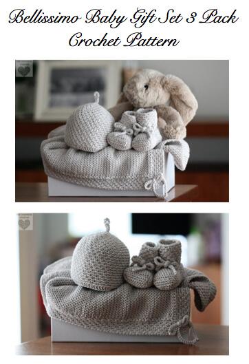 Bellissimo Baby Gift Set