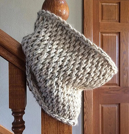 Full Stitch Cowl By Amy Minard