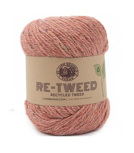 Re-Tweed Yarn By Lion Brand Yarn