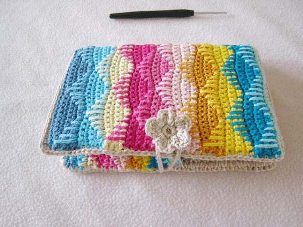 Crochet Hook Case Pattern by Oh Milly