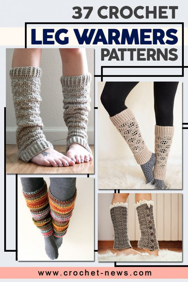 CROCHET LEG WARMERS PATTERNS