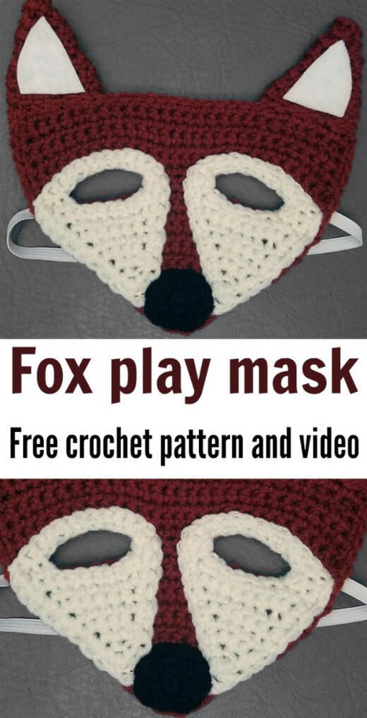 Fox Play Mask