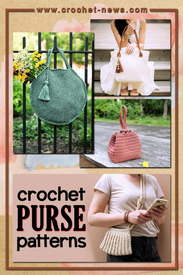crochet purse patterns