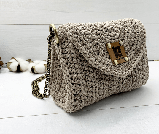 4 Season Crochet Purse Pattern by Knitcro Addict