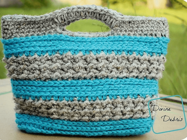 Diana Purse Crochet Pattern by Divine Debris