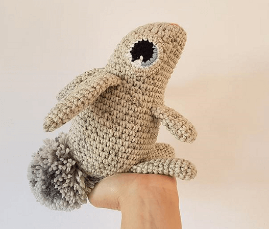 Mars, The Bunny Amigurumi Pattern by Projectarian