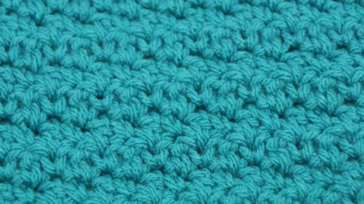 crochet crinkle stitch tutorial