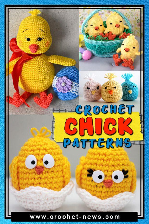 CROCHET CHICK PATTERNS