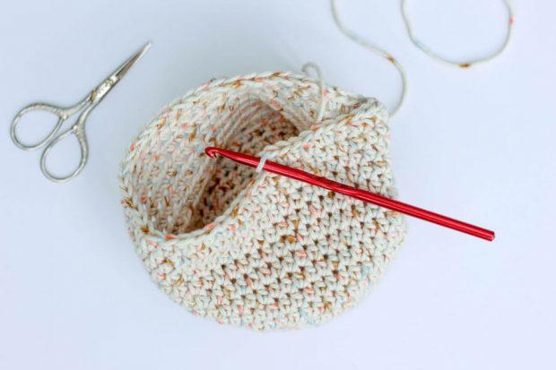 Bunny Crochet Hat Free Pattern yarn