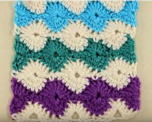 Crochet Catherine Wheel