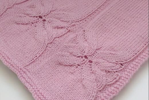 butterfly lace stitch crochet tutorial