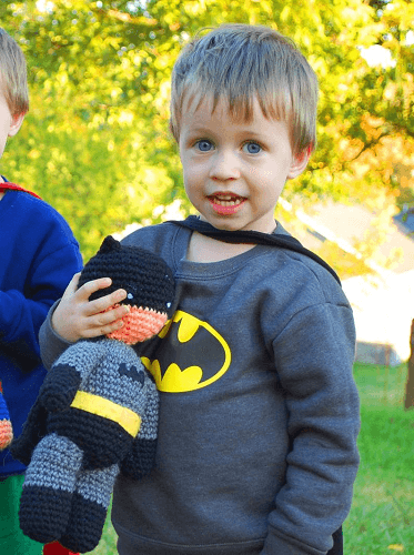 Crochet Batman Pattern by Inner Child Crochet