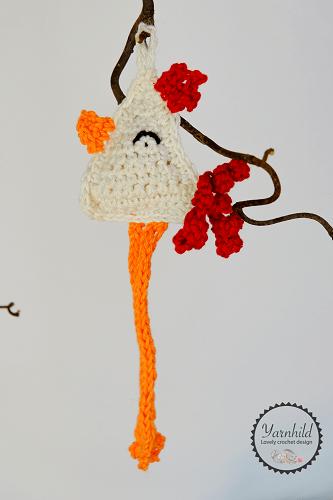 Ragdoll Crochet Chick Pattern by Yarn Hild