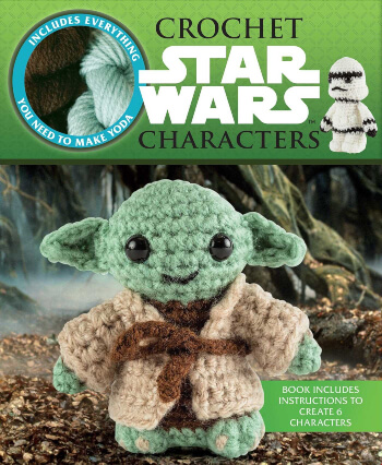Crochet Star Wars Characters Crochet Kits Paperback
