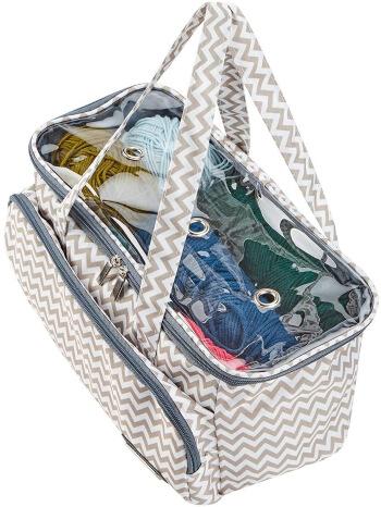 HOMEST Yarn Storage Bag with Clean Top