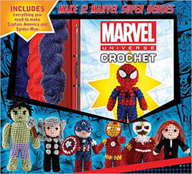 Marvel Universe Crochet Kits