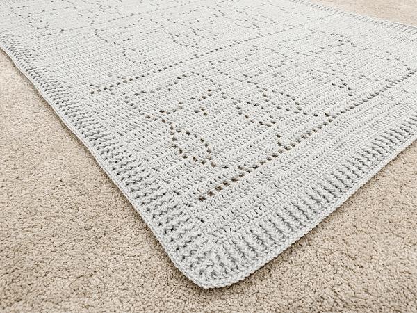 Crochet Owl Blanket Pattern by Owl B Hooked
