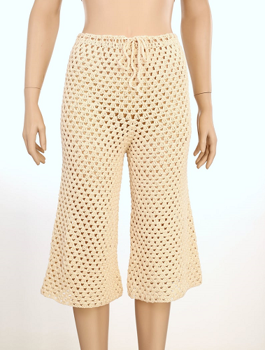 Summer Crochet Pants Pattern by Etty 2504