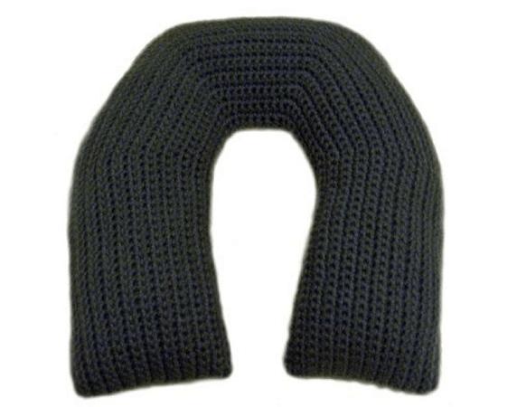 U Shaped Travel Pillow Crochet Pattern by Crochet Spot Patterns