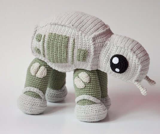 Crochet AT Walker Pattern by Krawka