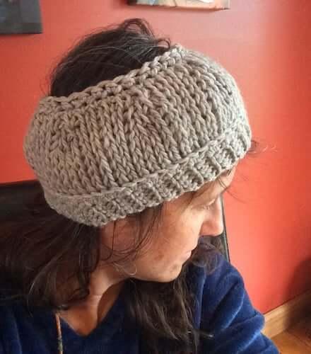Crochet Mix It Up Head Wrap Crochet Pattern by Robbins Nest Originals