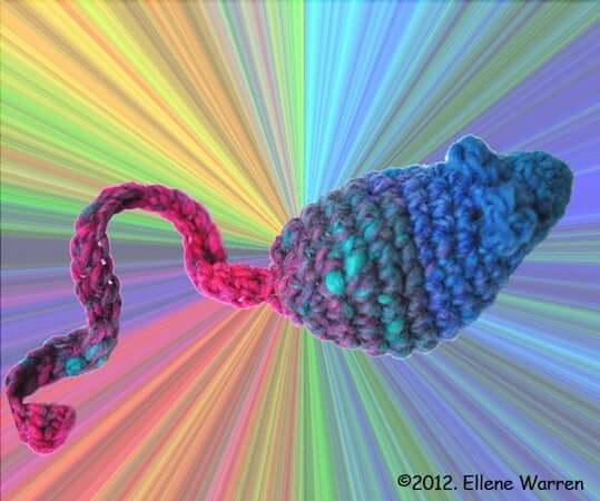 Sacred Mice Crochet Cat Toy Pattern by Yarn Artists