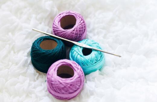 start a crochet business