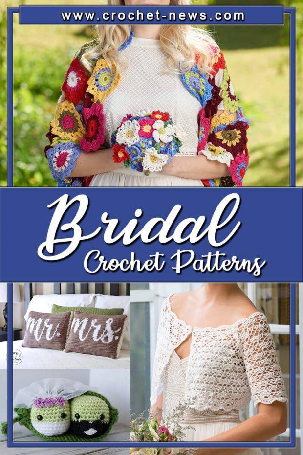 BRIDAL CROCHET PATTERNS