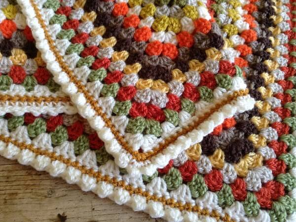 Cute Bobble Edging by Lullaby Lodge