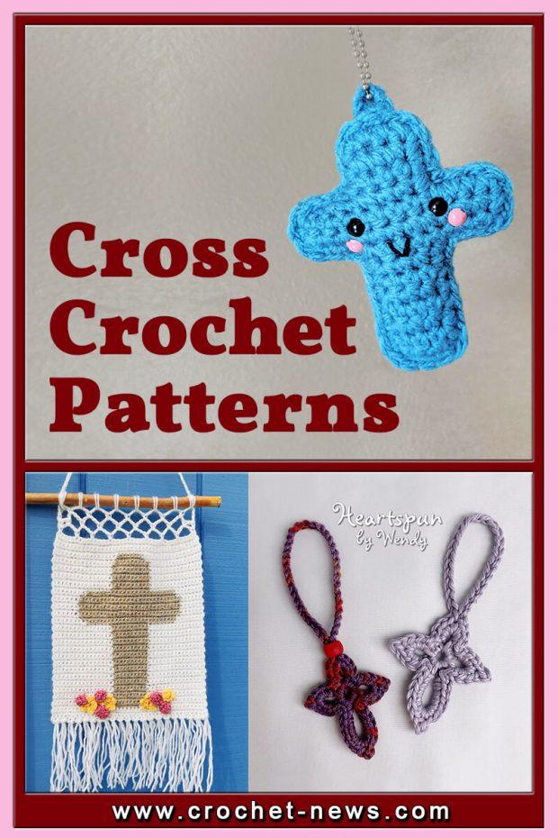 CROCHET CROSS PATTERNS