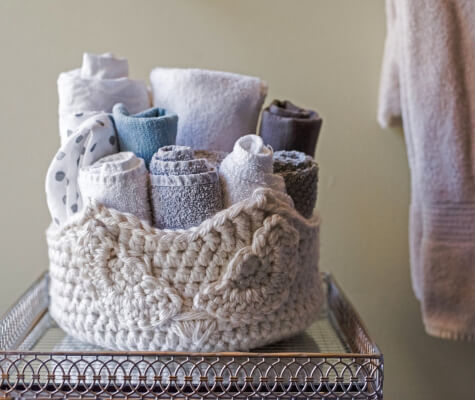 Owl Crochet Basket Pattern by Knit And Crochet Ever After